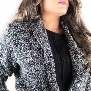 Vintage Kathie Lee Collection textured blazer!